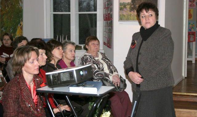 Jaunpils muzejā notikusi dārzkopju godināšana