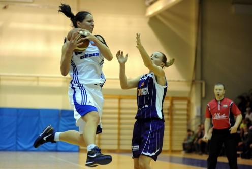 Anete Horelika EČ kvalifikācijas turnīrā