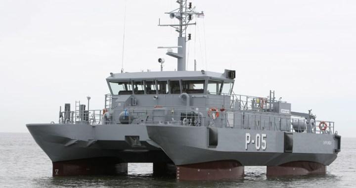 Būs iespēja apmeklēt Nacionālo bruņoto spēku kuģus