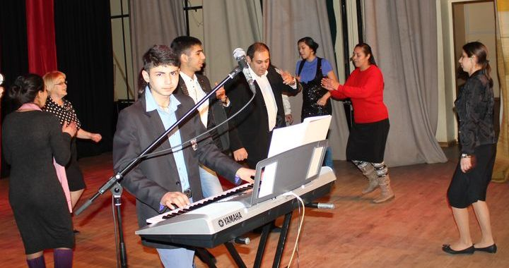 Kandavā noticis romu forums