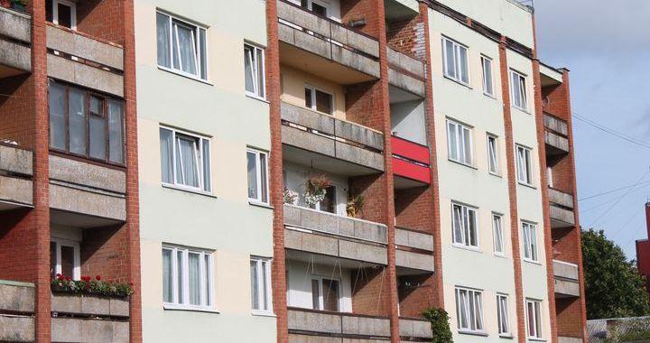 Darbi daudzdzīvokļu mājās Tukumā ir jāsaskaņo