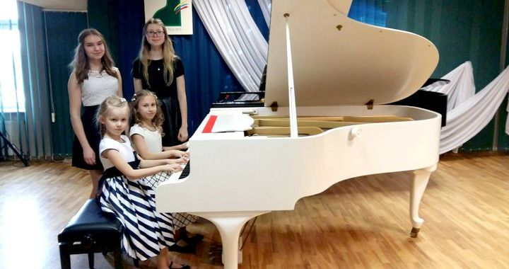 Tukuma pianisti sadraudzības pilsētā Pluņģē