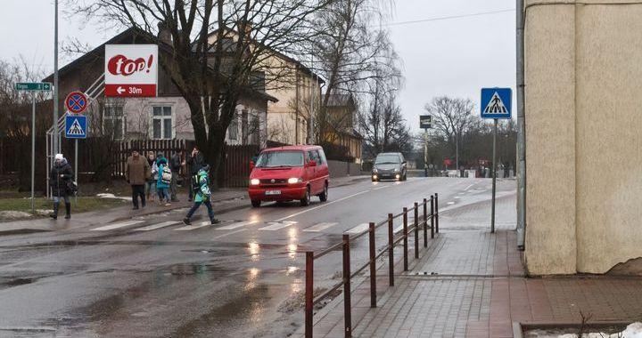 Par satiksmes un cilvēku drošību Tukumā domājot