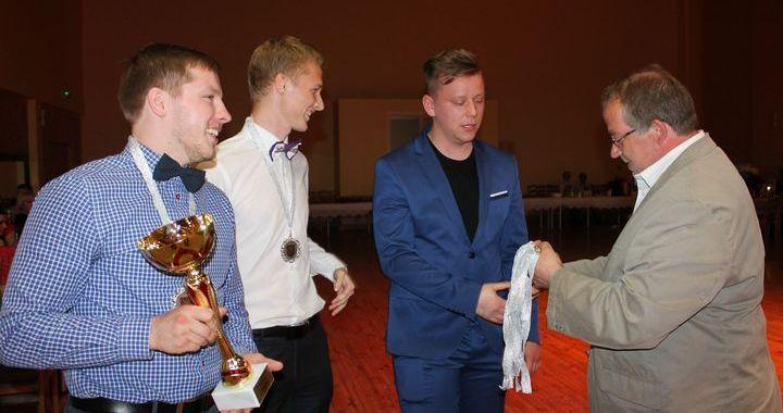 Engurē apbalvoti novada čempionātu uzvarētāji /FOTO/