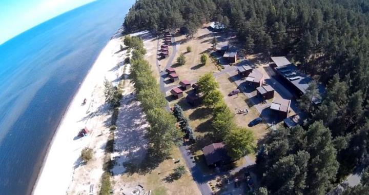 Abragciema pludmale – tīrākā Latvijā