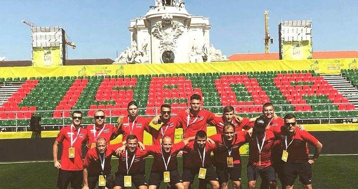 Tukumnieki startē  pasaules čempionātā
