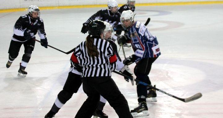 Sieviešu hokejs Tukumā
