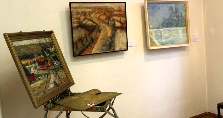 Tukuma muzejā – Vilhelma Purvīša audzēkņu darbi