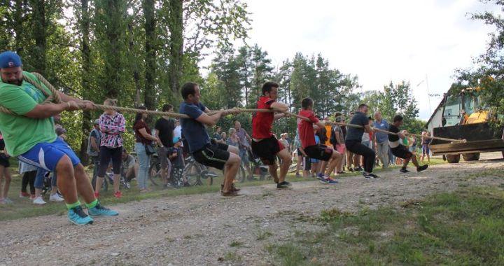 Sēmes un Zentenes sporta svētkos