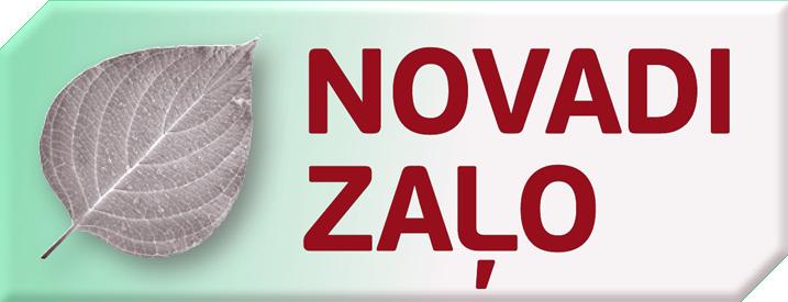 NOVADI ZAĻO I