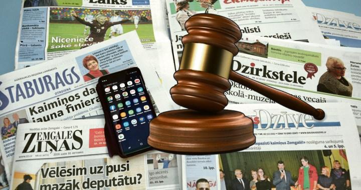 Mediju regulācija – turēšanās uz slidenas nogāzes
