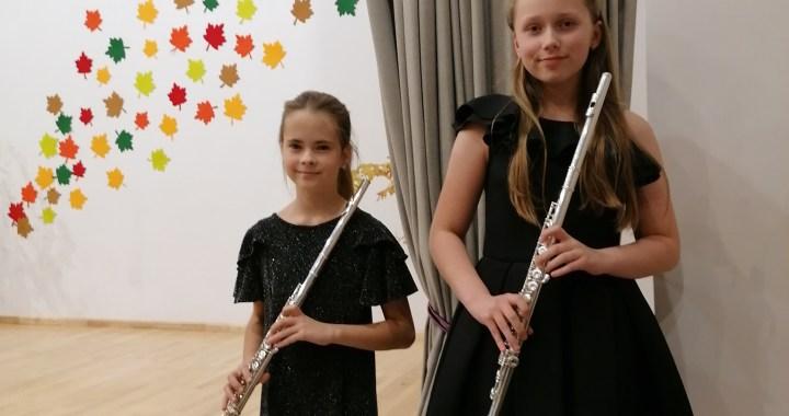 Tukumnieki konkursā «Sudraba flauta»