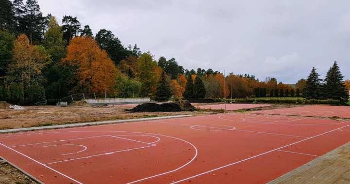 Vērtēs Kandavas sporta infrastruktūras piemērotību