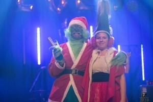 Jaunpils karnevālābalvu gūst arī vietējais Grinčs