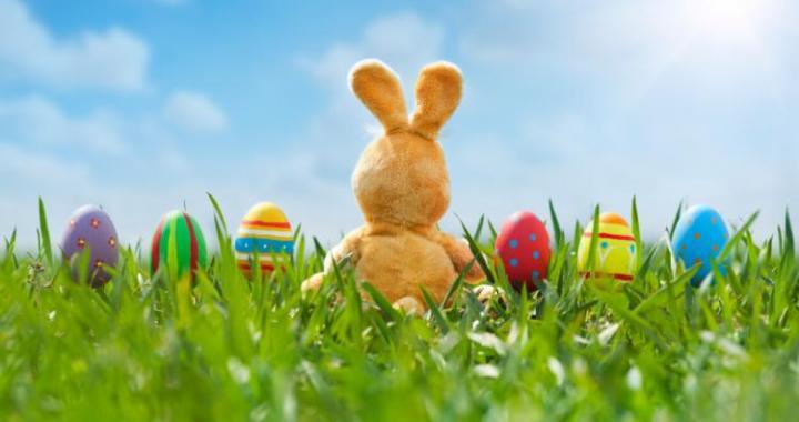 Priecīgas, bet mierīgas Lieldienas!