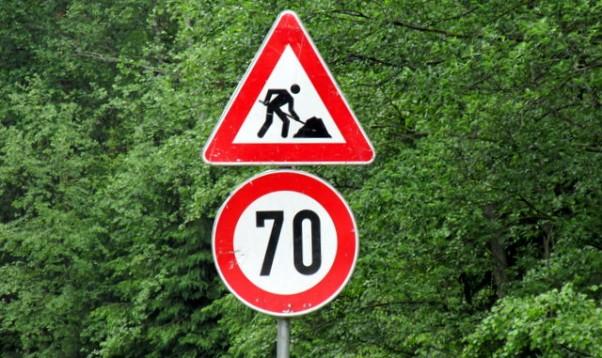 Uz autoceļa Jelgava–Tukums sākas seguma atjaunošanas darbi