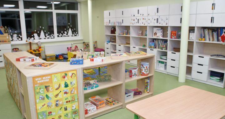 Atklās bērnudārzu «Pasaciņa»