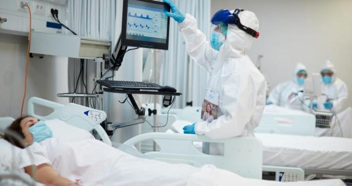 Arī Tukuma slimnīcā izveidota Covid-19 nodaļa