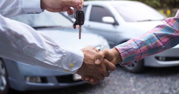Kur meklēt automašīnas VIN kodu