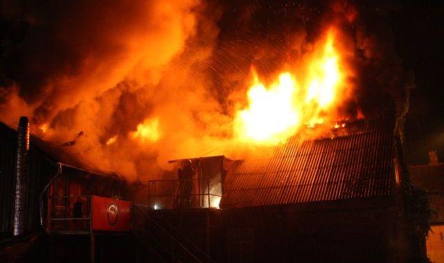 Vakar ugunsgrēkā Tukuma novadā gāja bojā cilvēks
