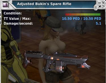 Bukin's Rifle