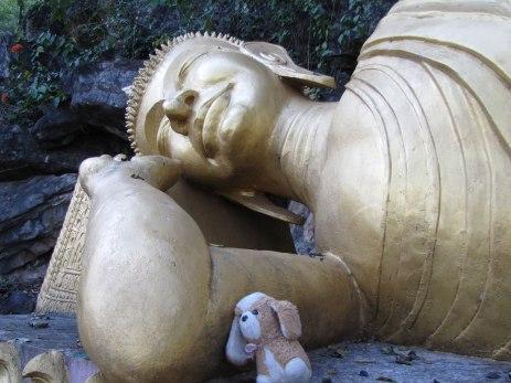 Siestita en Luang Prabang (Laos)