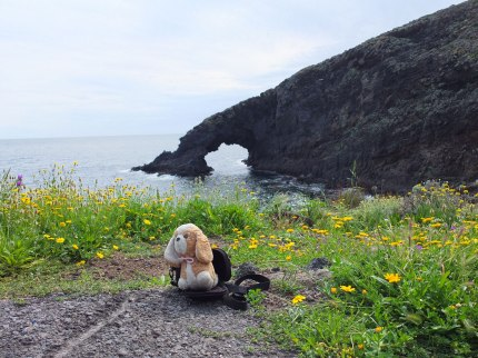 El Elefante - Isola di Pantelleria- Sicilia (Italia)