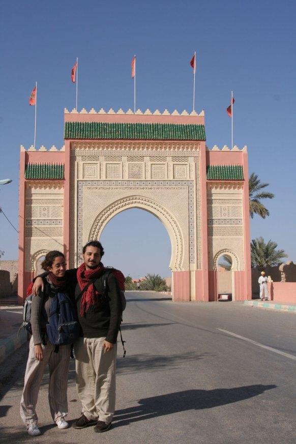 Saludos desde Rissani- Marruecos