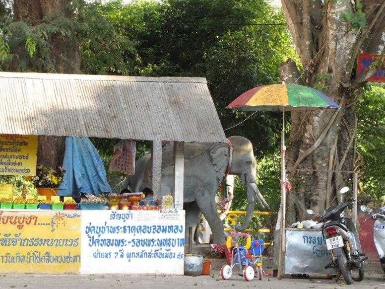 El elefante (Tailandia)