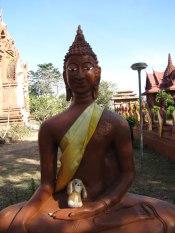 en el templo de Nang Rong (Tailandia)