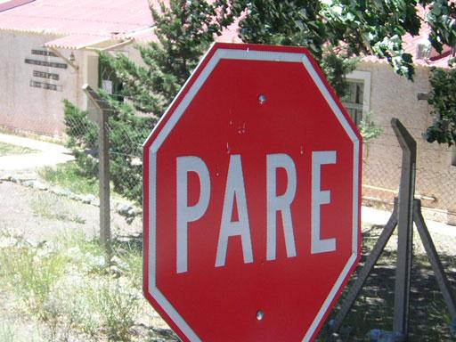 pues eso, pare! (Argentina)