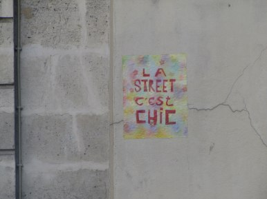 la street c'est chic - Paris (Francia)
