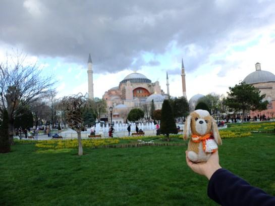 Santa Sofía -Estambul (Turquía)