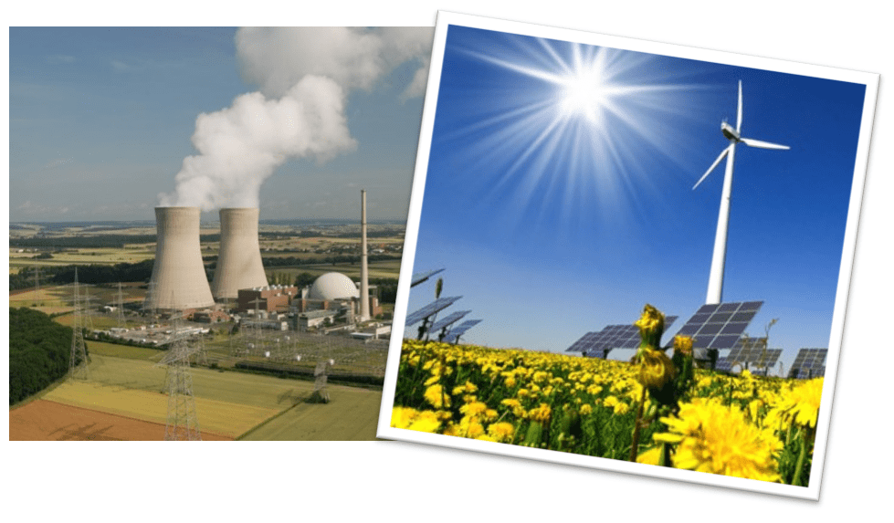 Nuclear Energy and Renewables in Germany