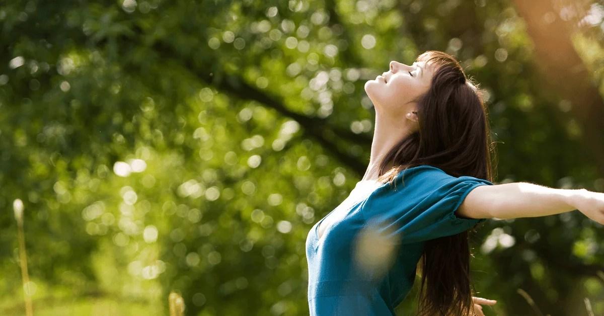 CONTATO COM A NATUREZA PREVINE O ESTRESSE, ANSIEDADE E DEPRESSÃO