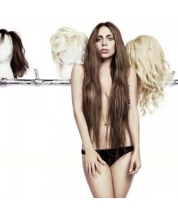ARTPOP Promo shot. Wig out.