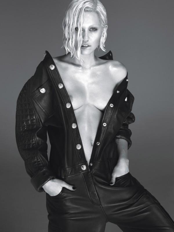 Miley Cyrus for W Magazine