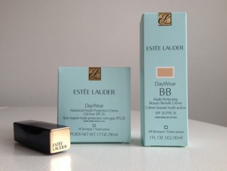 Nude Cream Teal White Cosmetics Skin Care