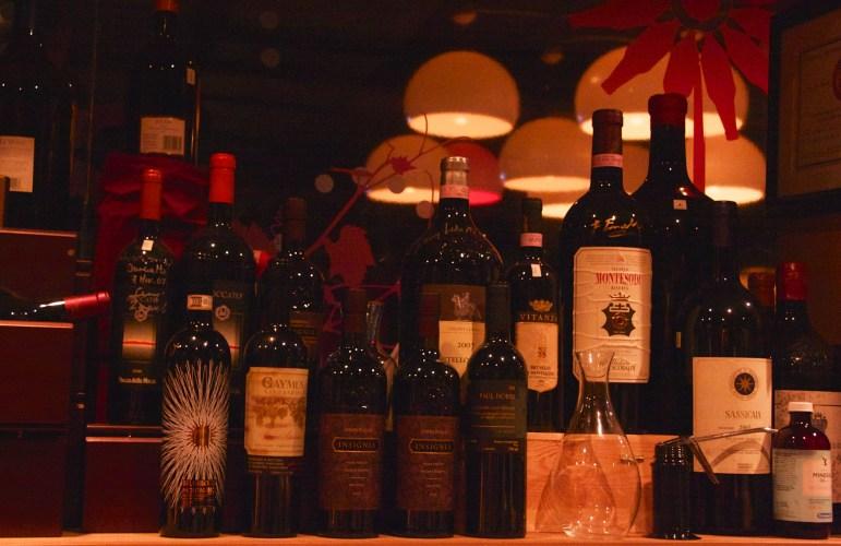 The Cellar at Ristorante Buonanotte