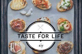 Israel Cancer Research Fund ICRF Montreal Event Fundraiser Food Foodie Food & Drink