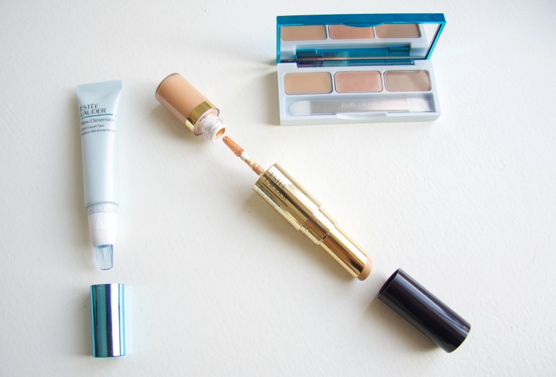 Estee Lauder Eye 3 product and step kit