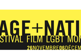 Image+Nation 28 Montreal LGBTQ Film Festival Yellow Black