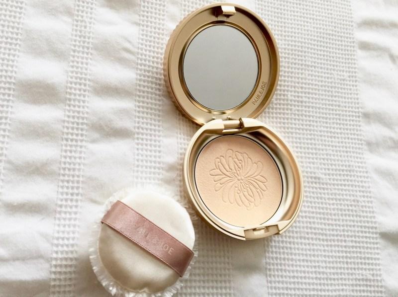 Paul and Joe Compact Gold Makeup Beauty