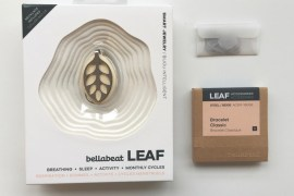 Bellabeat Leaf Wearable Tech Whitespace Startup technology