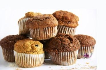 Gluten free muthins healthy muffins Montreal Ali Beloff