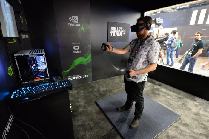 Oculus Rift Tech CES Conference Google 2016 Tech Devices