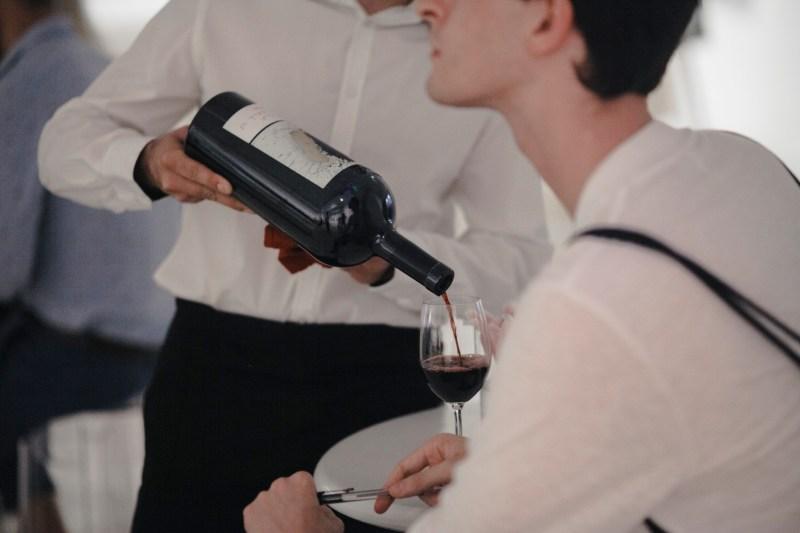artisti per frescobaldi wine vino