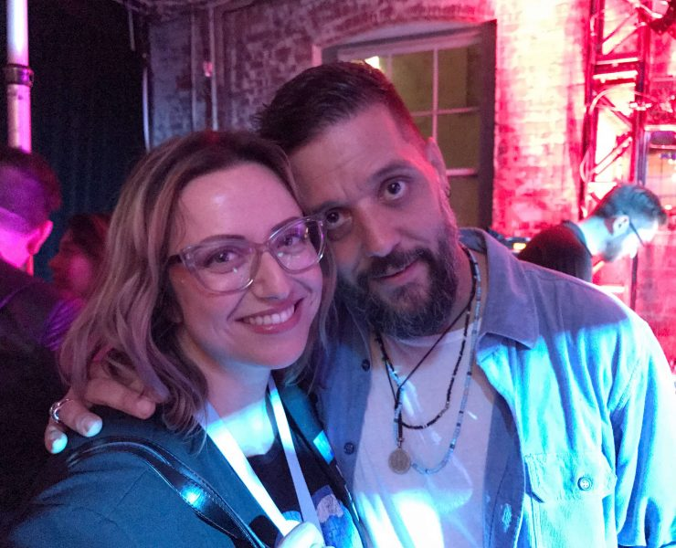 Olé Playlist Live JUNOs Party Strombo