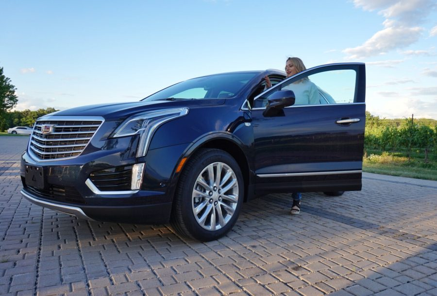 Cadillac XT5 Platinum Luxury Cars