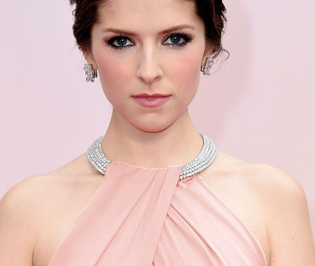 Celebrity Nude And Famous Anna Kendrick